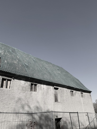Dach-Schutznetz